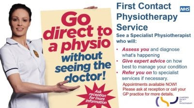 First Contact Physio